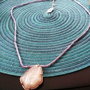 Kendra Scott beaded necklace nwt